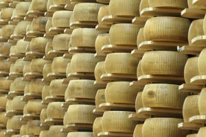 La Grotta Del Formaggio Parmesan Cheese Wheels